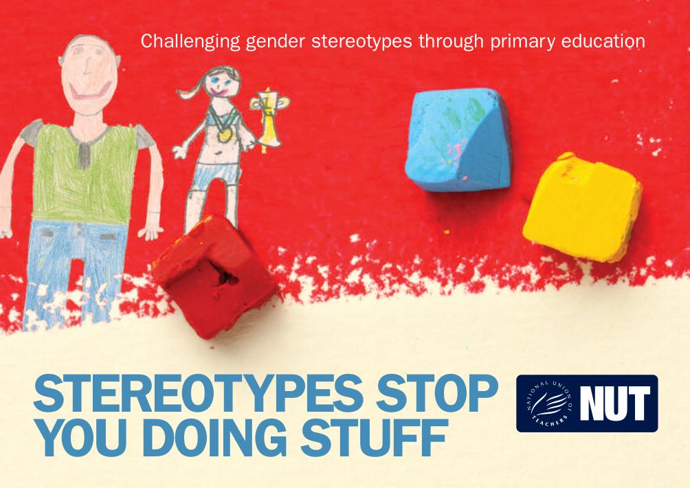 breaking gender stereotypes